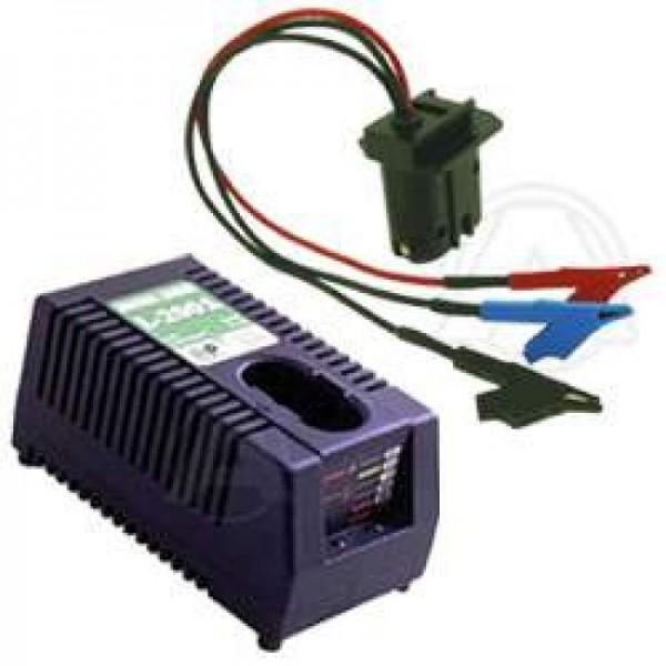 Akku Power Schnell-Ladegerät L-1410 für 4-12 Zellen Universal