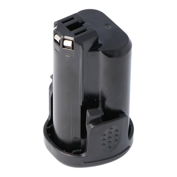 10,8 Volt 1,5 Ah Li-Ion Akku passend für Bosch 2607336863, 2607336864, Bosch PMF 10.8 LI, Dremel 8200 Multi Max, Berner BTI 10.8 und weitere Geräte