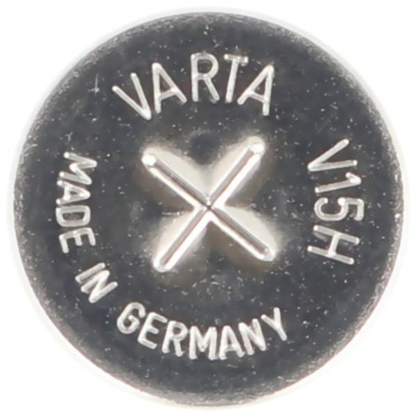 Varta V15H NiMH Akku aufladbare NiMH Knopfzelle ohne Lötfahne