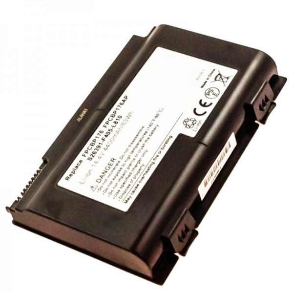 FPCBP176 Ersatz-Akku für Fujitsu-Siemens, ersetzt NH570 Akku 4400mAh