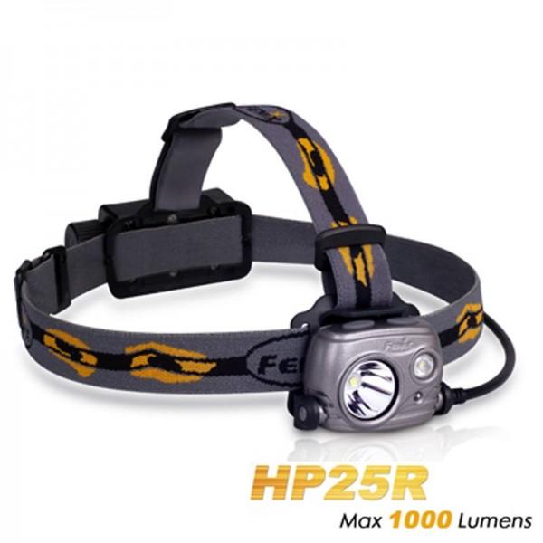 Fenix HP25R LED Stirnlampe mit max. 1000 Lumen Leuchtkraft