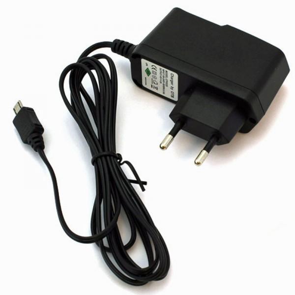 HTC Desire X kompatibles Schnellladegerät 2A mit Micro USB Stecker