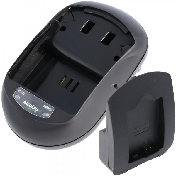Schnell-Ladegerät passend für Sony NP-FW50, Sony NEX-3, Sony NEX-5