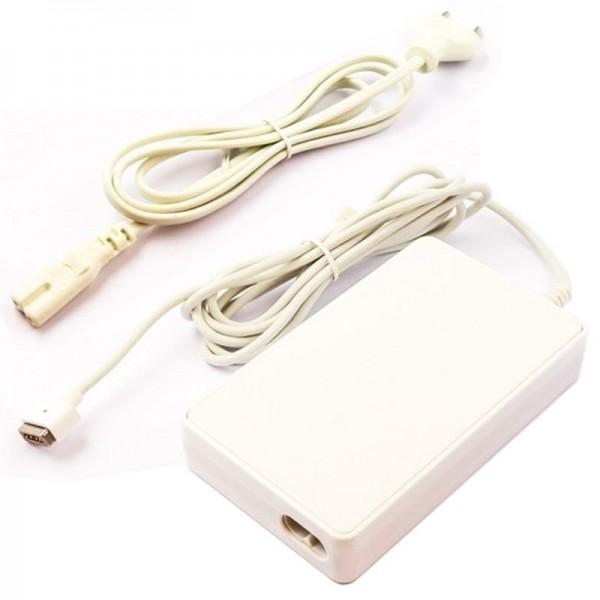 Netzteil passend für APPLE Laptop, 85W, 5 pin plug, T-type, MS1