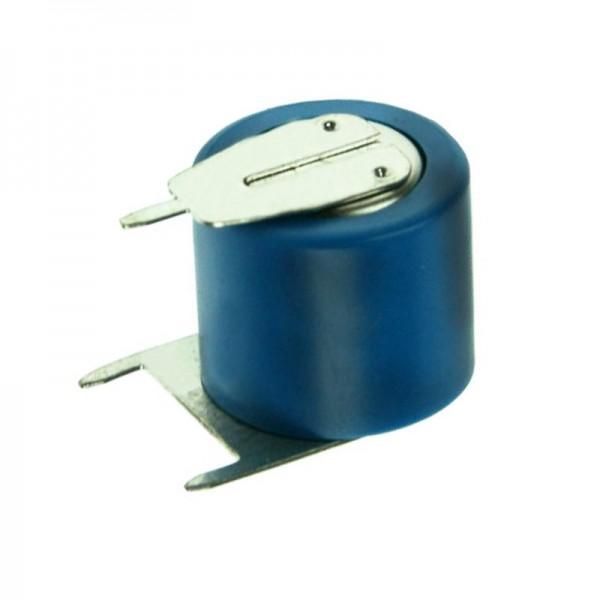 Varta Photobatterie CR1/3N, 3 Volt, 170mAh mit Print 2/1 pin ++/-