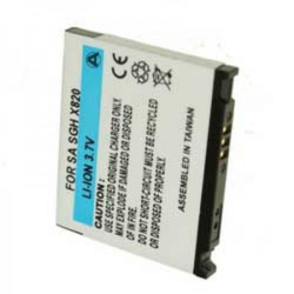 Akku passend für Samsung SGH-X820, Samsung SGH-U660, Samsung SGH-U600