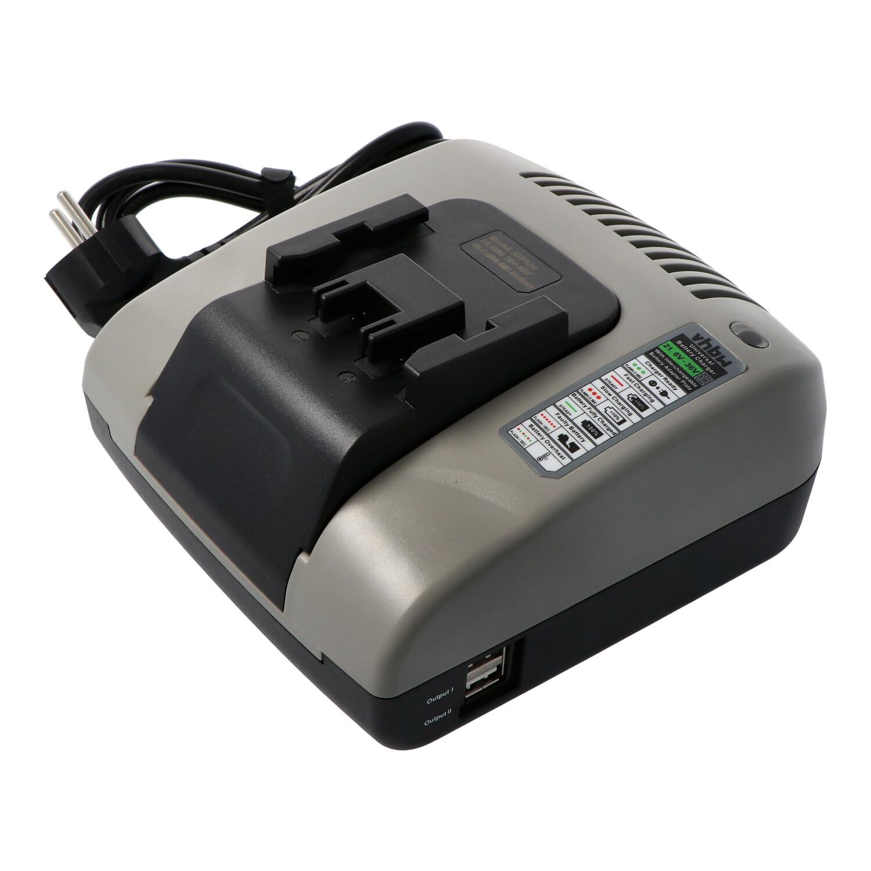 Ladegerät für Hilti Werkzeug Akkus von 21,6 Volt bis 36 Volt