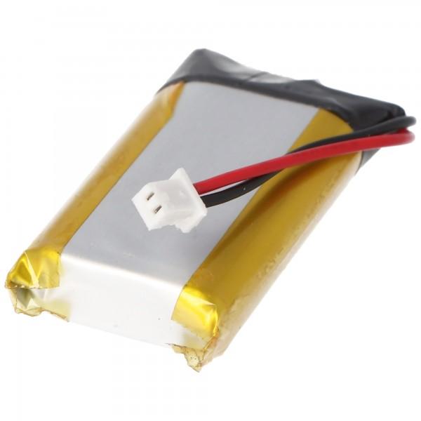 AccuCell Akku passend für Nintendo GameBoy Micro OXY-001, OXY-003