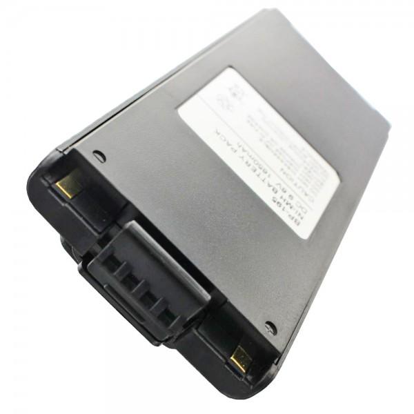 Akku passend für ICOM IC-F3, IC-F4 , BP-196 NiMH Akku 1200mAh
