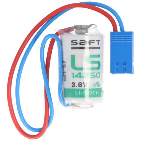 Speicherbatterie 3,6V passend für die Bosch Rexroth Batterie MKE037, MKE047, MKE098, R911277133, R911281394