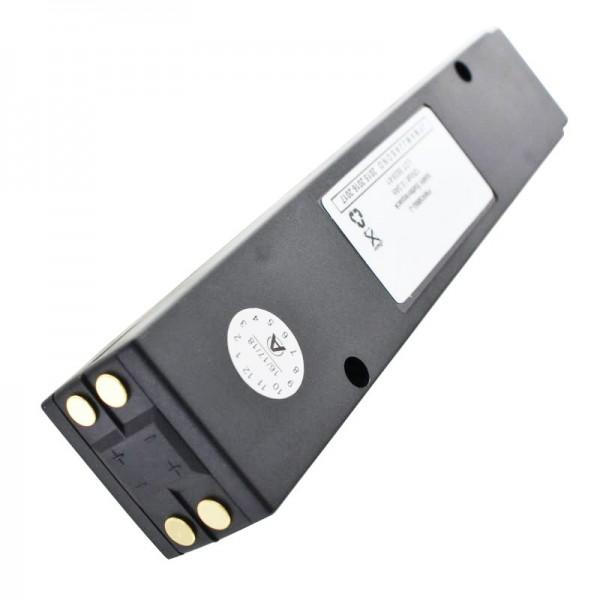 AccuCell Akku passend für Bosch FUG 10, 8967322072