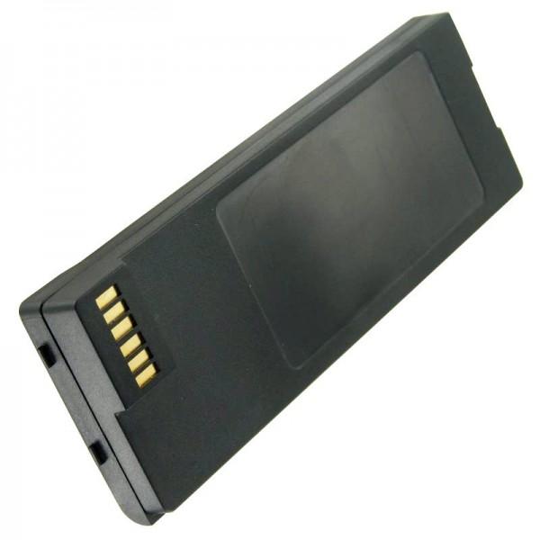 Akku passend für Handy Iridium 9555 Akku BAT20801, BAT2081
