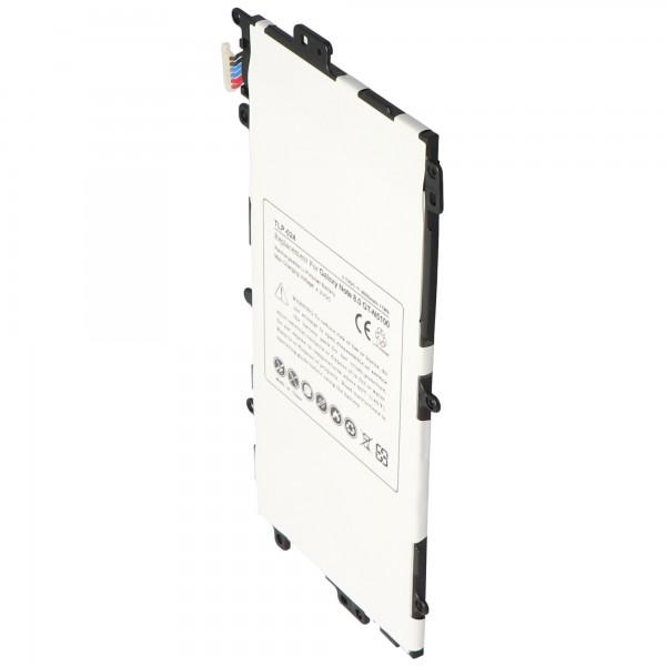 Akku passend für Samsung Galaxy Note 8.0 GT-N5100, Samsung GT-N5110 3,75 Volt 4600mAh