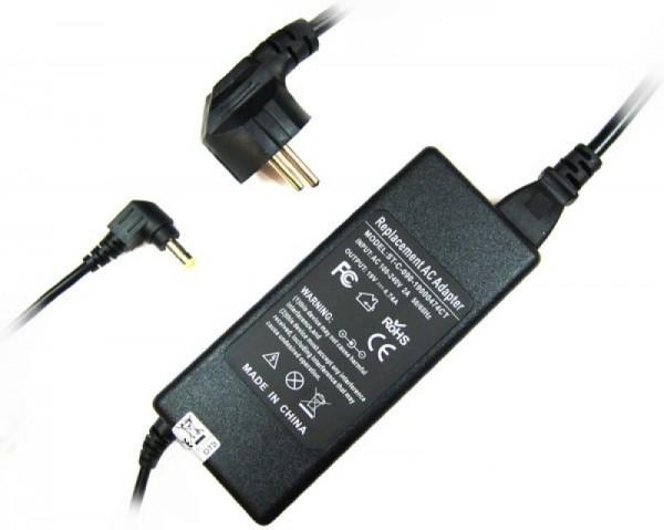 Ladegerät/Netzteil kompatibel zu Samsung 19V 3,16A (60W - 2 Pin) 5,5 x 3,0mm