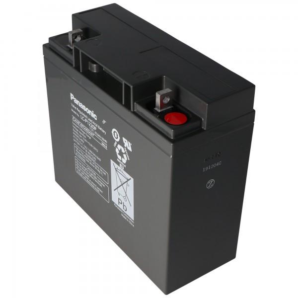 Panasonic LC-X1220P Akku 12 Volt 20Ah X1220P Blei Akku
