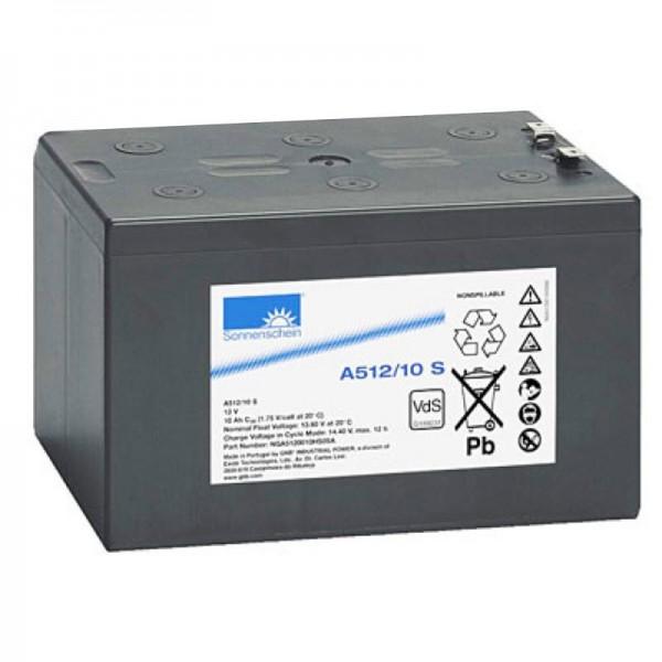 Sonnenschein Dryfit A512/10S Blei Akku, VDS-Nr.: G189231