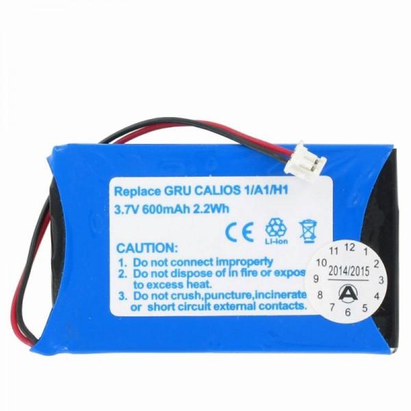 Telefon Akku passend für den Grundig CALIOS 1, CALIOS A1, CALIOS H1 Akku