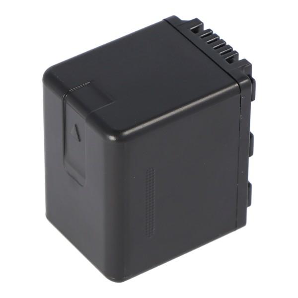 Akku passend für Panasonic VW-VBK360, VW-VBK180 3,7 Volt 3400mAh
