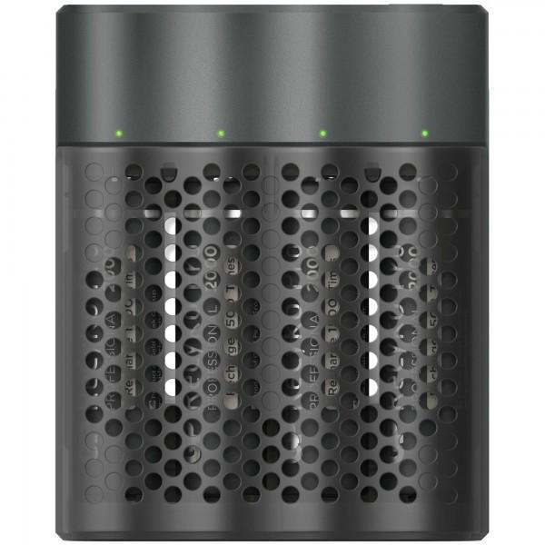 USB-Modell Ladegerät GP P461 Pro-Line 4 x ReCyko Pro AA 2000 mAh