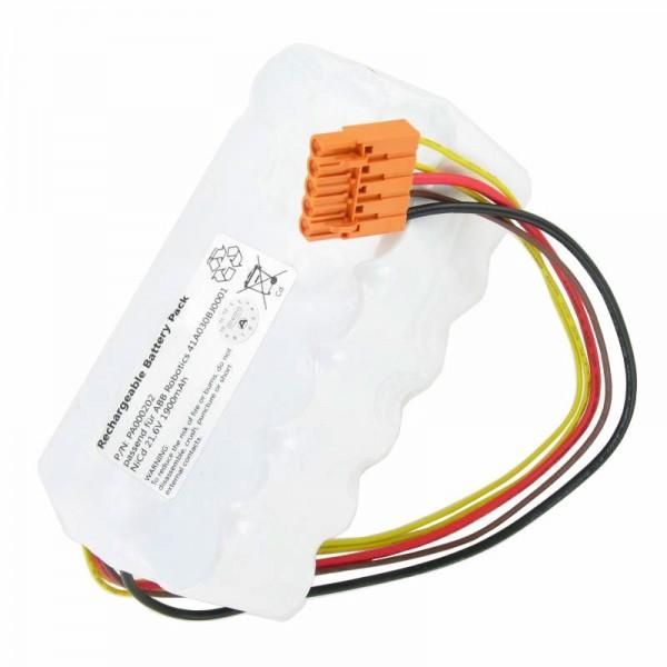 Akkupack passend für ABB Robotics 41A030BJ0001 als NiCd Nachbau