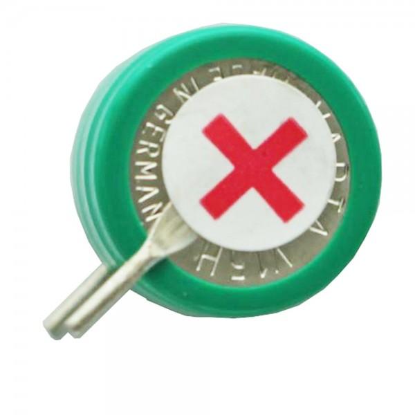 Varta 3/V15H NiMH Akku aufladbare NiMH Knopfzelle