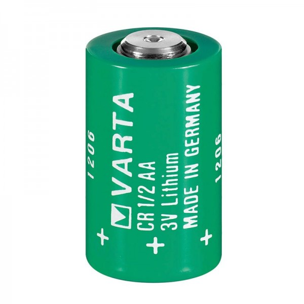 Varta CR1/2AA Lithium Batterie 6127, UL MH 13654 (N)