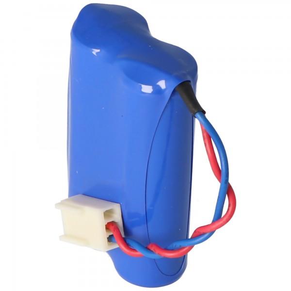 Pufferbatterie für Ihre Alarmanlage 3,6 Volt, 4000mAh BATLi05, BAT05