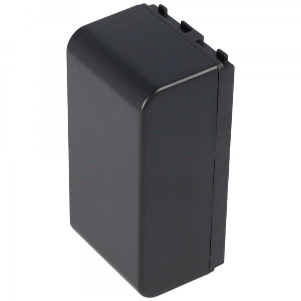 Akku passend für JVC BN-V11U, BN-V12, BN-V12U, BN-V14U