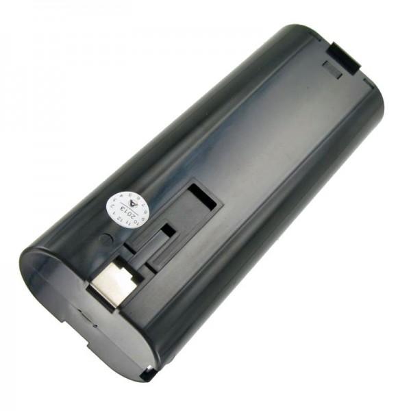 Akku passend für Bosch 2607335175, GWB 7,2 VE 3,0Ah