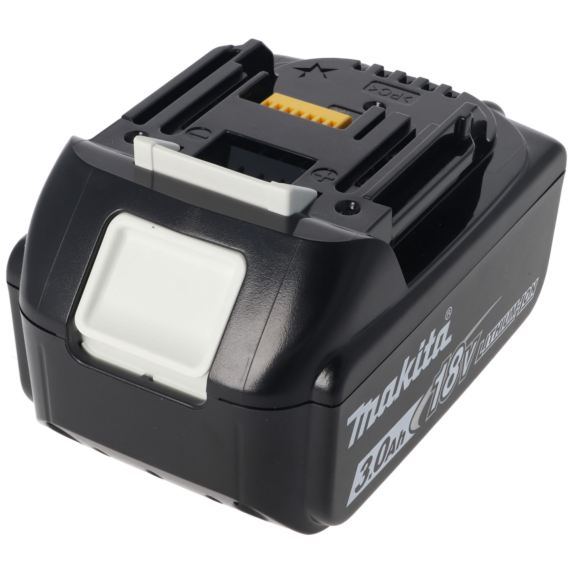 Makita BL1830 B Akku Li Ion 18 Volt 3Ah mit LED Ladeanzeige