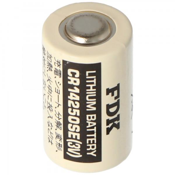 Sanyo Lithium Batterie CR14250 SE 1/2AA, IEC CR14250 FDK CR14250