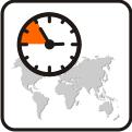 Zeitzoneneinstellung